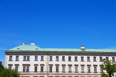 The famous Mirabell Palace in Salzburg Royalty Free Stock Photos