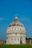 Famous Miracle square in Pisa, Italy Stock Photo