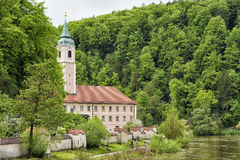 Famous monastery Weltenburg Royalty Free Stock Photo