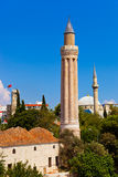 Famous Mosque in Antalya, Turkey Stock Photos