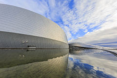 The famous National Aquarium Denmark of Copenhagen Royalty Free Stock Images