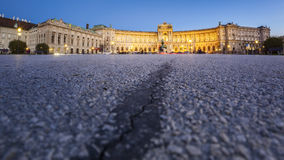 The famous National Library in Vienna Austria. An image of the famous National Library in Vienna Austria Stock Images
