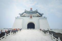 Famous National Theater Hall of Taiwan at National Taiwan Democracy Square of Chiang Kai-Shek Memorial Hall,Taipei, Taiwan. Taipei, Taiwan - May 13, 2019: Famous royalty free stock photo