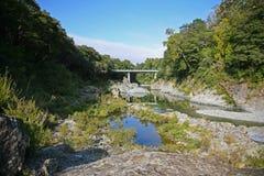 Pelorus Bridge Scenic Reserve Royalty Free Stock Photos