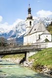 Ramsau Royalty Free Stock Photo