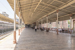 The famous Orient Express Train Station and in Istanbul Stock Image