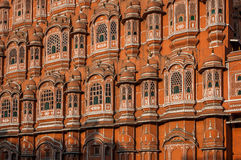 Famous palace in Jaipur, India. A shot of a famous palace in Jaipur India Stock Photos