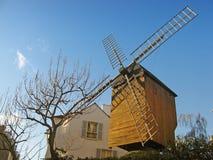 Famous Parisian mill Stock Photo
