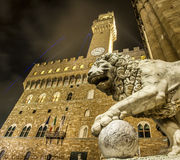 A famous place. In Florence Italy Stock Photos