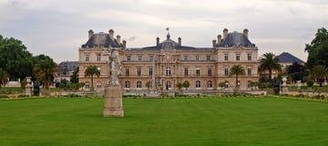 Famous places of Paris - Jardin du Luxembourg Stock Photo