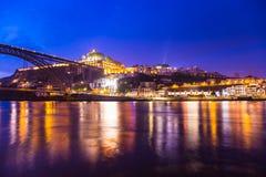 Amazing morning in Porto Portugal Stock Photos
