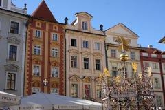 Famous Prague Stock Image