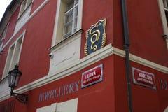 Famous Prague Stock Photo