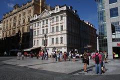 Famous Prague Royalty Free Stock Photos