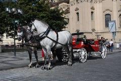 Famous Prague Royalty Free Stock Photo