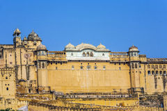 Famous Rajasthan landmark - Amber Royalty Free Stock Photos
