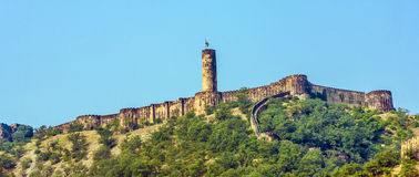 Famous Rajasthan landmark - Amber Royalty Free Stock Images