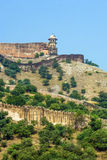Famous Rajasthan landmark - Amber Royalty Free Stock Photography