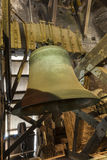 The famous Roeland, freedom bell of Ghent, Belgium. Royalty Free Stock Photo