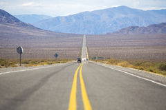 Famous route 40 in north of Argentina (Ruta 40) Royalty Free Stock Photography