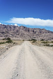 Famous Route 40 in Salta, Argentina. Stock Photography