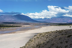 Famous Route 40 in Salta, Argentina. Royalty Free Stock Photography