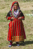 Famous rozhen folklore festival in bulgaria Royalty Free Stock Photo