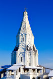 Famous Russian church Stock Image
