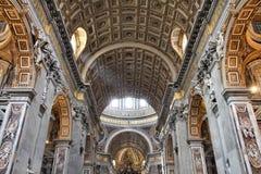 Vatican basilica Stock Photos