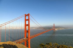 Famous San Francisco Golden Gate Stock Image