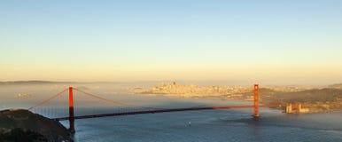 Famous San Francisco Golden Gate Stock Images
