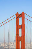 Famous San Francisco Golden Gate Royalty Free Stock Photography