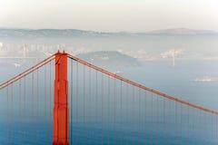 Famous San Francisco Golden Gate Stock Image