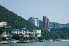Famous scenic Repulse Bay Beach Stock Photo