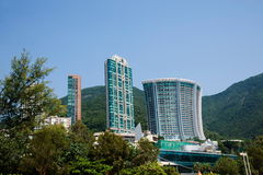 Famous scenic Repulse Bay Royalty Free Stock Photography