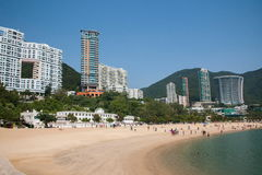 Famous scenic Repulse Bay Royalty Free Stock Image