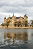 Famous schwerin castle , Germany Stock Image