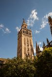 Seville  Giralda Royalty Free Stock Photography