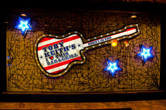 Toby Keith's, Las Vegas, NV Stock Images