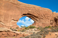 Arches NP Royalty Free Stock Images