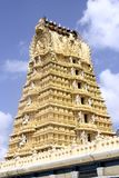 Famous Sri Chamundeswari Temple,India Stock Photography
