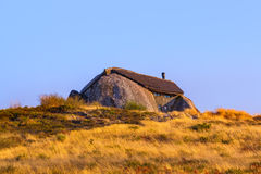 Famous stone house - Guimaraes Portugal Royalty Free Stock Photography