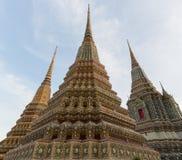 Famous stupas Stock Images