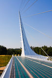 Famous Sundial Bridge Stock Photos