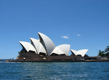The famous Sydney opera house Stock Images