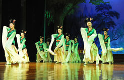 The famous Tang Dynasty show Royalty Free Stock Photos