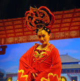 The famous Tang Dynasty show Stock Photography