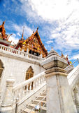 Famous Temple in Bangkok Thailand Royalty Free Stock Images