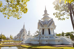 The famous temple of thailand Stock Image