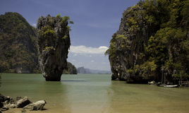 Famous Thailand Island Royalty Free Stock Images